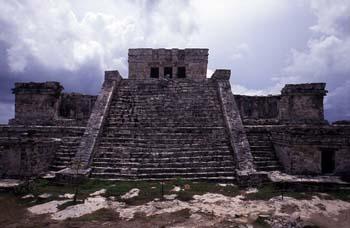 El Castillo, Tulum, México