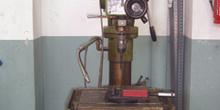 Taladradora de columna
