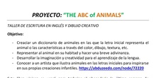 THE ABC OF ANIMALS