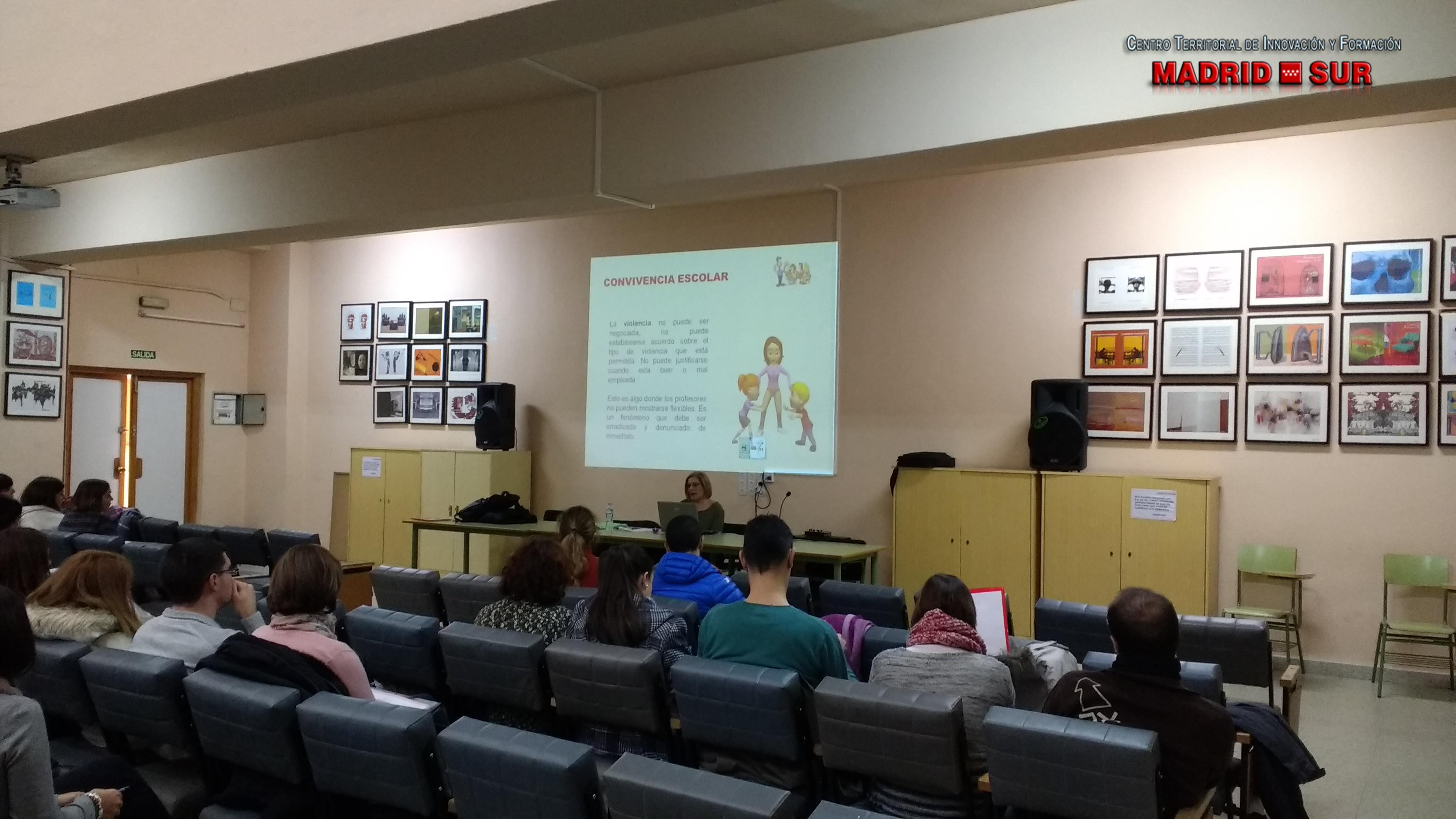 Curso: 036 - Funcionarios en prácticas del Cuerpo de Profesores de Enseñanza Secundaria.