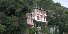 Villa sobre la costa, Santa Margherita