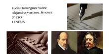SECUNDARIA 3 - EL CONCEPTISMO - LENGUA Y LITERATURA - LUCÍA DOMÍNGUEZ Y ALEJENDRO MARTÍNEZ - FORMACIÓN