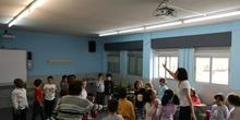 CEIP Rayuela. Fuenlabrada. Proyecto Erasmus-Plus, Escuela de Familias. 3