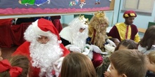 Los RRMM  Papá Noel en 1º (1)