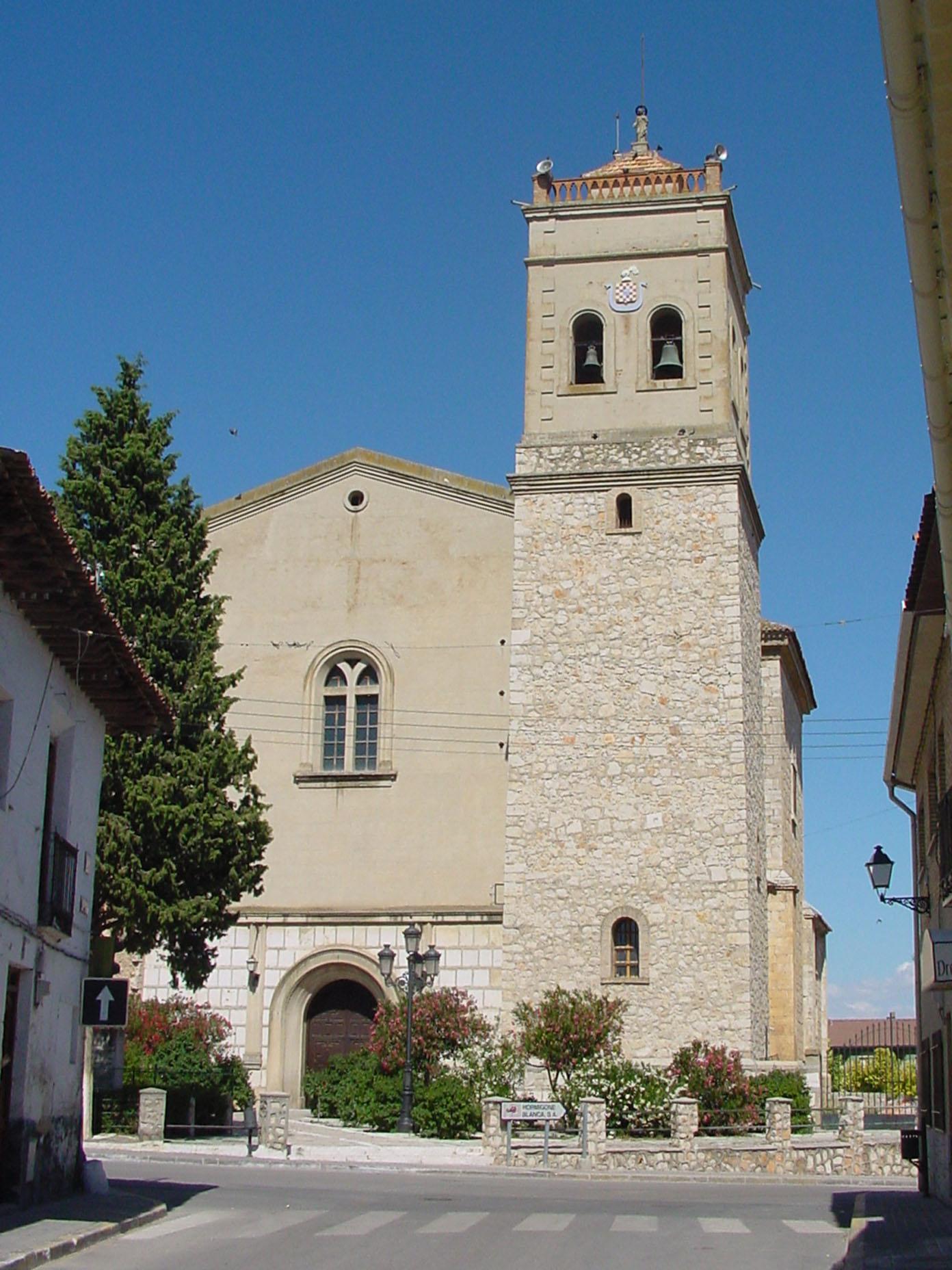 Iglesia Parroquial Inmaculada Concepción de Morata de Tajuña