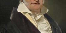 Las matemáticas en sus personajes con RA. Gauss