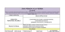 """PROYECTO """" UNA MIRADA A LA TIERRA"""""""