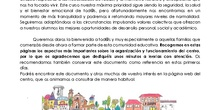 COMUNICADO INICIO DE CURSO