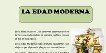 EDAD MODERNA EN ESPAÑOL