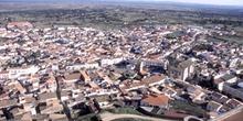Vista panorámica de Alburquerque, Badajoz
