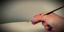 How to hold my pencil/Cómo sujeto mi lápiz - Contenido educativo