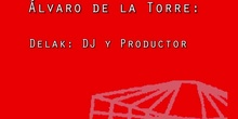 Comunicarte'21: Álvaro de la Torre (Delak)