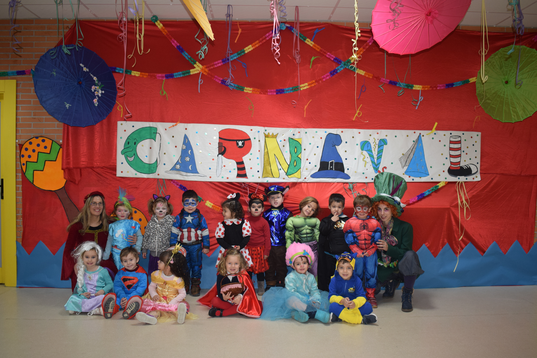 Pasacalles Carnaval 2018  4 5