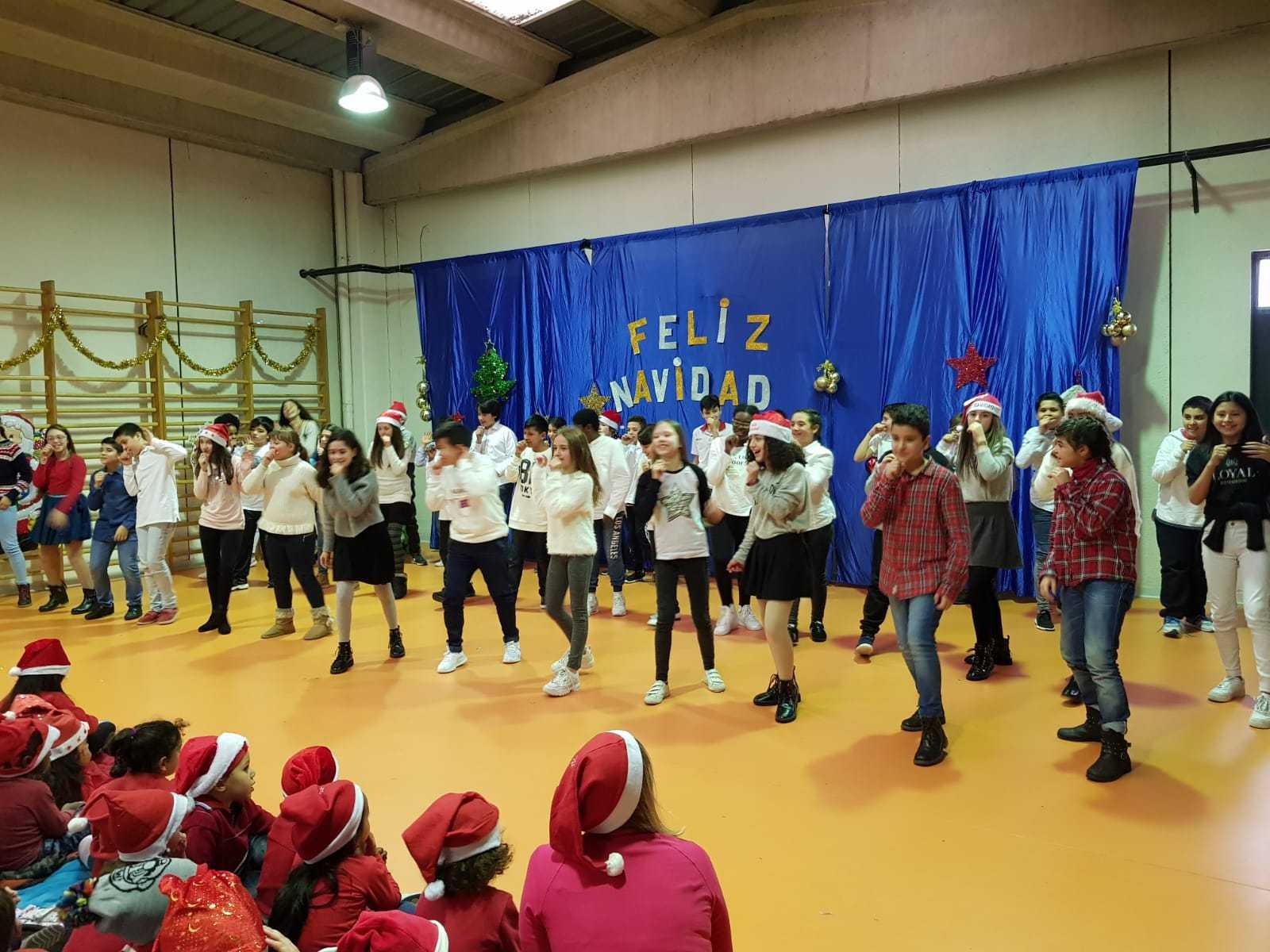 Último día - Festival navidad 25
