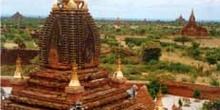 Pagoda en Bagan, Myanmar