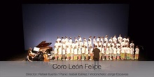 CORO LEÓN FELIPE - Can you hear me? (Bob Chilcott)