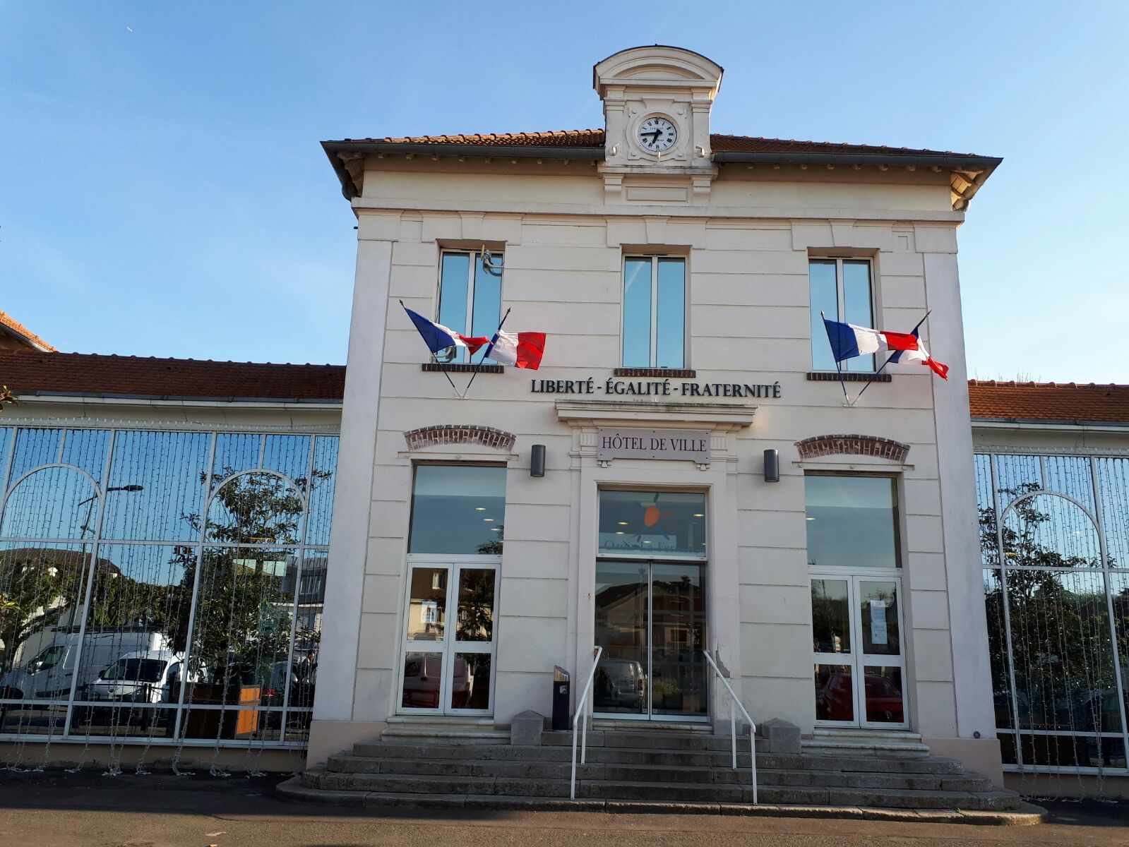 Intercambio Collège les Remparts. Abril 2017 27