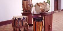 Tambores tradicionales, Nampula, Mozambique
