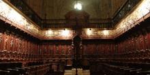 Coro de la Catedral de Almería, Andalucía