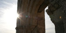 Ermita de San Miguel en Sacramenia, Segovia, Castilla y León