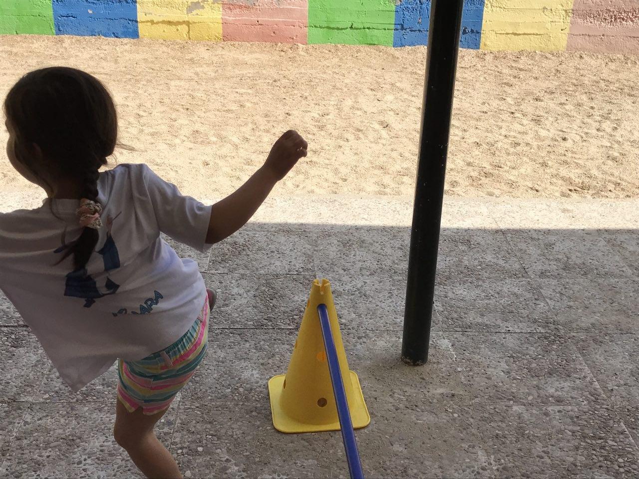 Miniolimpiadas eb Infantil. 4