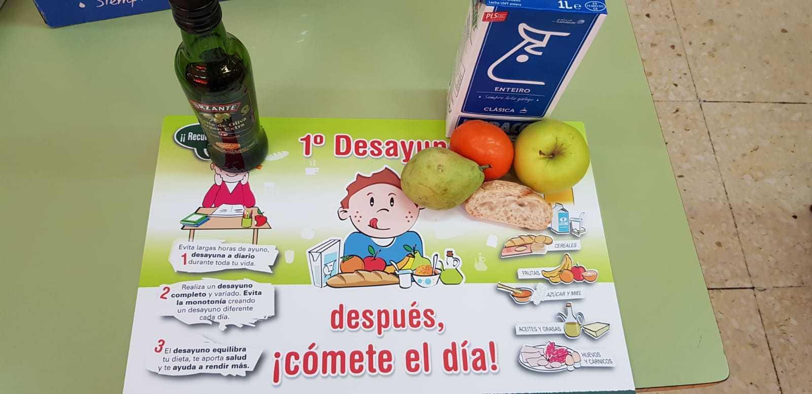 Desayuno saludable 5