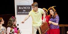"""Obra de teatro """"El show de Truman"""" del Grupo de Teatro Fortuny. Curso 2015/2016."""