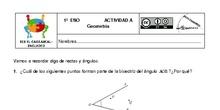Actividades Grupos Interactivos IES El Carrascal Matemáticas 1ºGeometría