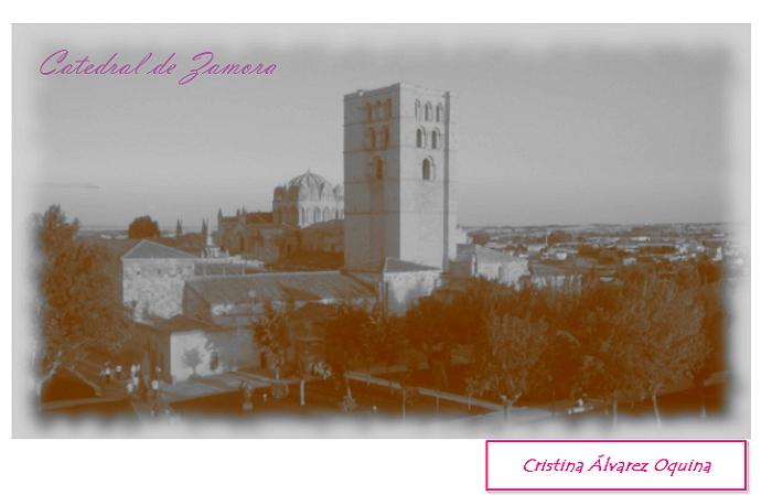 Catedral de Zamora. Tarea 2.3