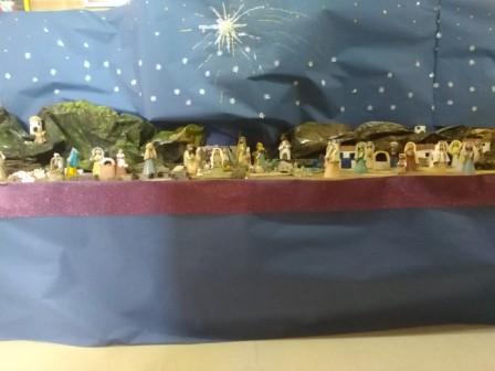 El espíritu navideño impregna el cole... 4
