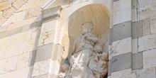 Escultura religiosa en Meco