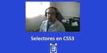 CSS3 - Selectores