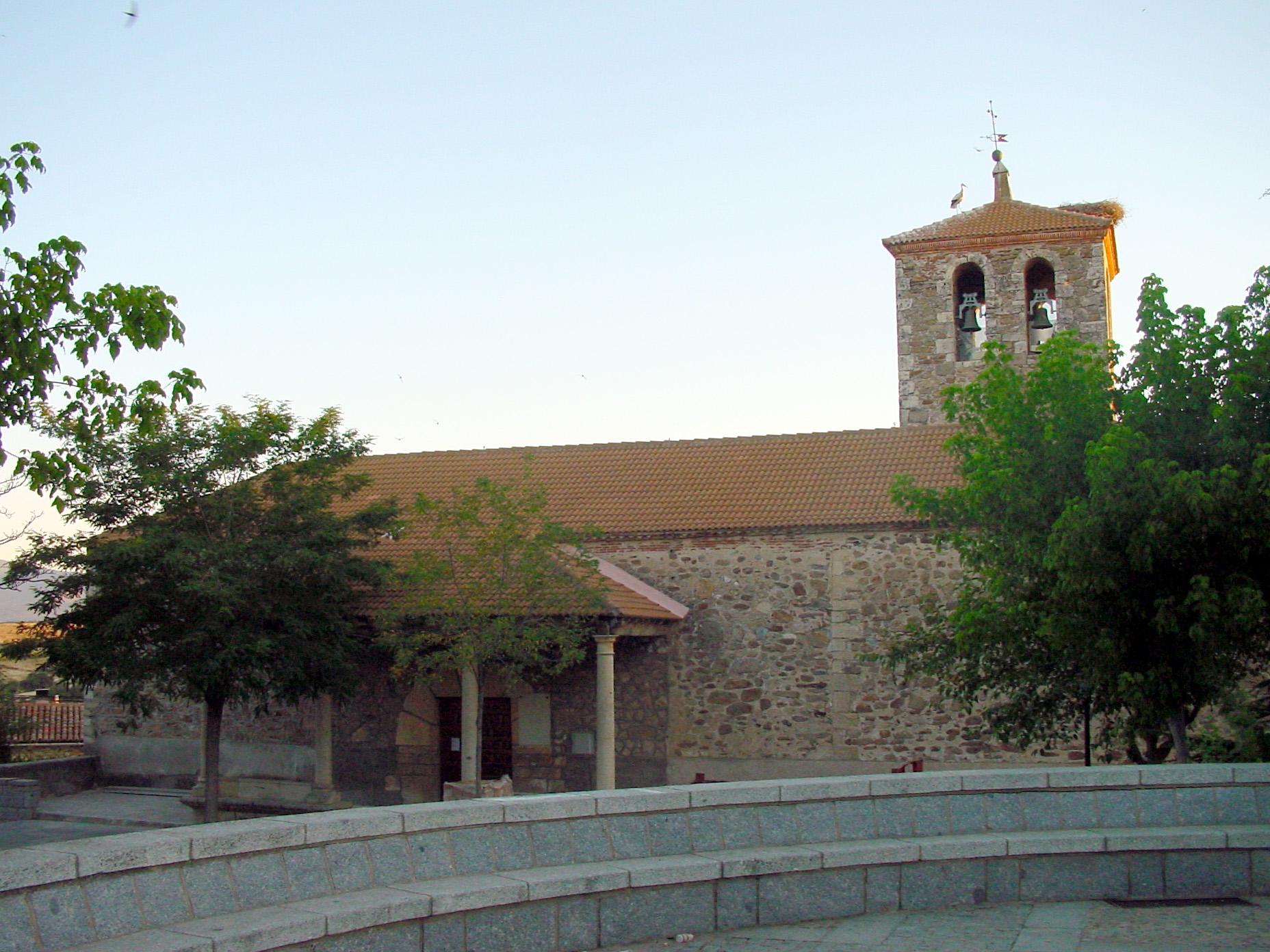 Parroquia de San Miguel Arcángel de Pedrezuela