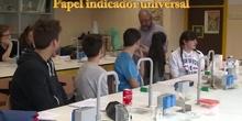 Ácidos y bases. Medir el pH. IES Mariano José de Larra
