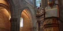 Interior de la Catedral de ávila, Castilla y León