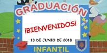 GRADUACIÓN EDUCACIÓN INFANTIL 2018: PRESENTACIÓN PATIO 3 AÑOS