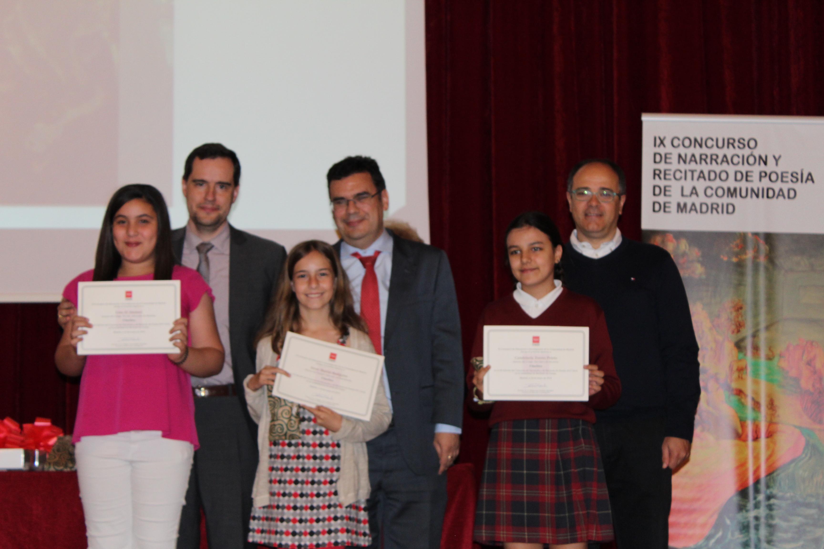 Entrega de los premios del IX Concurso de Narración y Recitado de Poesía 25