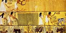 Faenas en el campo, Egipto