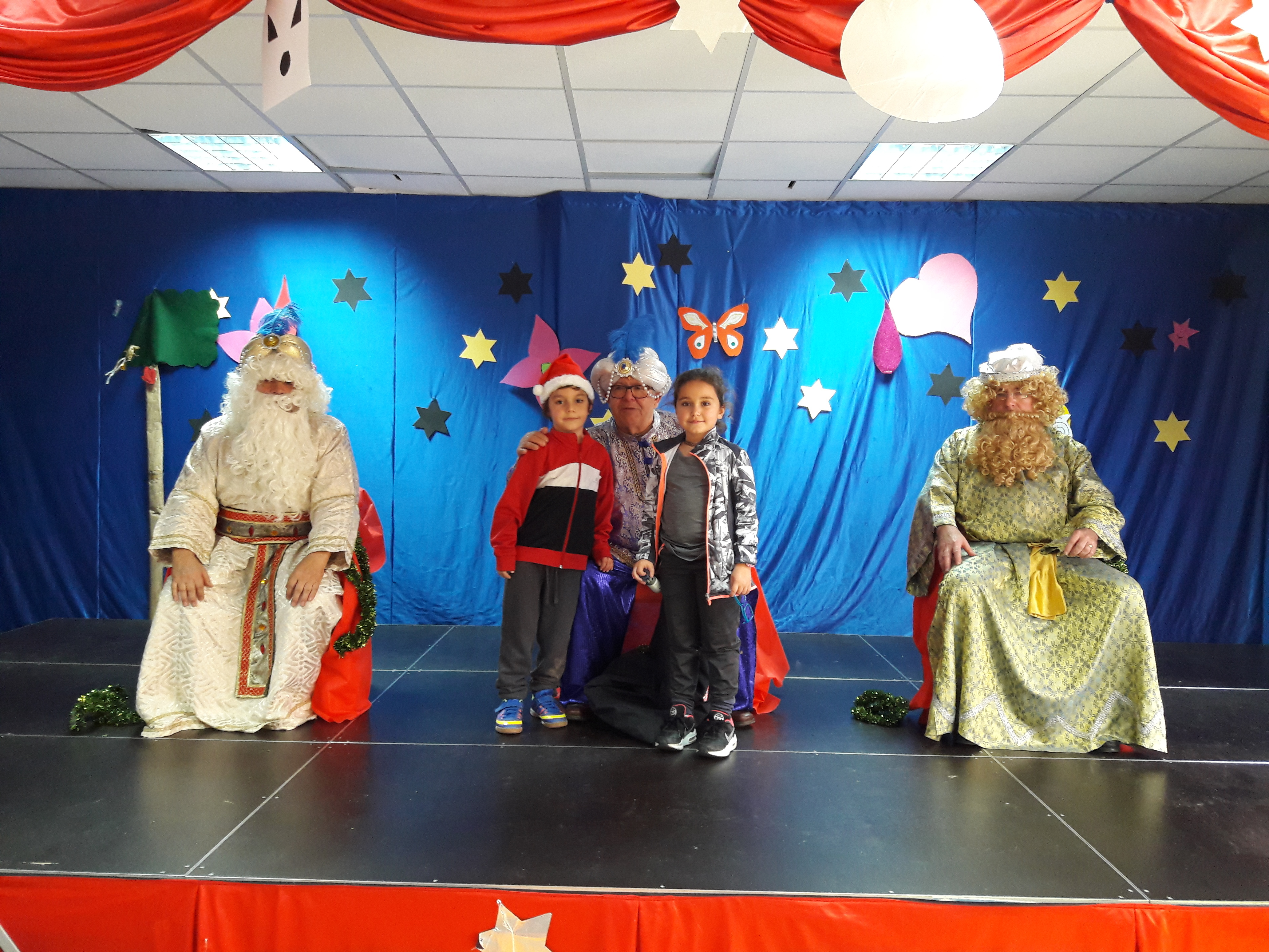 The Three Wise Men come to School 12