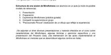 Informe curso mindfulness