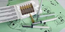 Electrolifting: accesorios, electrodos y cosméticos especiales p