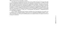 LIBERTAD ELECCIÓN DE CENTROS ESCOLARES