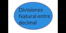 PRIMARIA_6º_DIVISIÓN DE UN NÚMERO NATURAL ENTRE UN NÚMERO DECIMAL