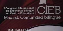 Mesa de comunicación: Evaluación externa del programa bilingüe de la Comunidad de Madrid