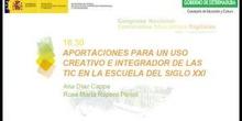 Aportaciones para un uso creativo e integrador de las TIC en la Escuela del siglo XXI