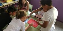Jornadas Culturales 18-19. Escape Room. 3º - 6º 21