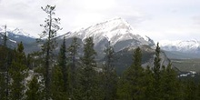 Montaña Cascade (2998 m)