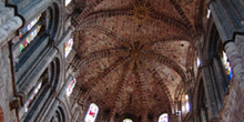 Bóveda de la Catedral de ávila, Castilla y León