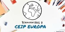 BIENVENID@S AL CEIP EUROPA