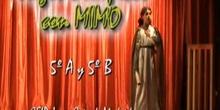 """""""JUEGOS OLÍMPICOS CON MIMO"""" 5ºA,5ºB - CEIP JUAN GRIS -Dirección Elsa Osaba y Rocio"""
